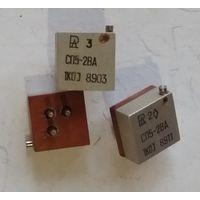 Резистор подстроечный СП5-2ВА 1КО