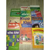 Пособия для самостоятельного изучения немецкого.