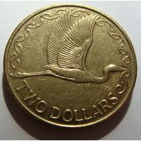 Новая Зеландия 2 доллара 2011 г