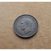 Великобритания, фартинг (1/4 пенни) 1940 г., Георг VI (1936-1952)