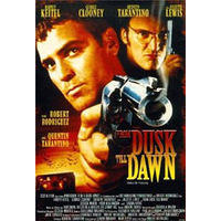 От заката до рассвета / From Dusk Till Dawn (Джордж Клуни,Квентин Тарантино)DVD5
