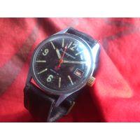 Часы КОМАНДИРСКИЕ 2214 ЧЧЗ из СССР 1970-х