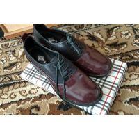 Туфли осенние р.38