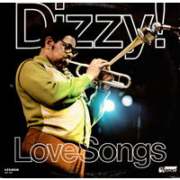 LP Dizzy Gillespie 'Dizzy! Love Songs' (запячатаны)