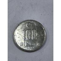 100000 лир, 2002 г., Турция