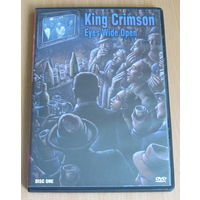 King Crimson - Eyes Wide Open (2003, DVD-5 + DVD-9)