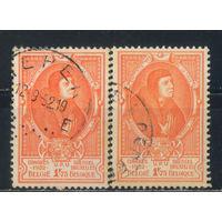 Бельгия Кор 1952 Международный почтовый конгресс в Брюсселе Йоганн Баптист Турн-и-Таксис #930