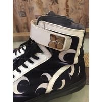 Крутые кроссовки, ботинки Чезаре Пачотти Италия
