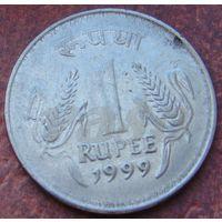 5500:  1 рупия 1999 Индия