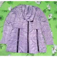Куртка женская без ремешка