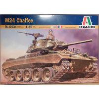 Модель танка M24 Chaffee 1/35