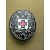 Знак санитара (1 Мировая, Австро-Венгрия)