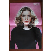 Постер из журнала Все звезды, Мадонна и Мэрилин Мэнсон
