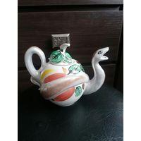 Чайник - заварочник Змей искуситель, вербилки