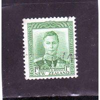 Новая Зеландия.Ми-239. Король Георг VI.1941.