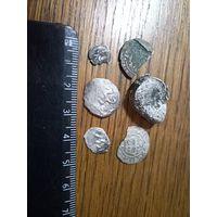 Старые монетки