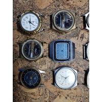 Часы 10шт.Старт с рубля.