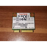 SanDisk 24gb SSD Solid State Drive