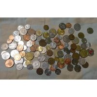 Монеты разных стран, с 1 руб без МЦ!