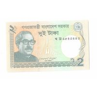 Бангладеш  2 така 2012 года, состояние UNC