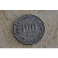 Южная Корея 100 вон 1979