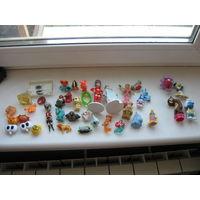 Игрушки от киндера -3