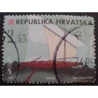 Хорватия 1998 стандарт, флот