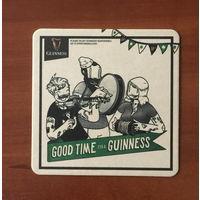 Подставка под пиво Guinness No 53