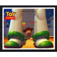 1997 Уганда. Мультфильм История игрушек