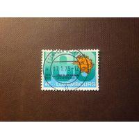 Люксембург 1974 г. Всемирный почтовый союз.