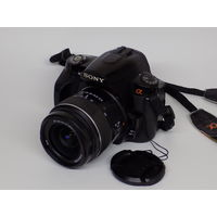 Зеркальный фотоаппарат Sony Alpha 230 + Kit 18-55 mm