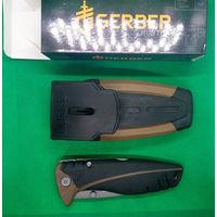 Складной нож Gerber - Myth Folde в ножнах и с точилкой