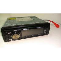 Автомомагнитола Majestic SCD334MP3 CD MP3 USB SD AUX 180W