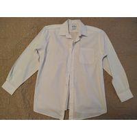 Белая рубашка, р.44-46