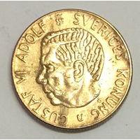 Швеция, 1 крона 1969