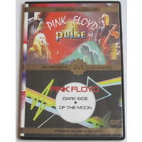 Pink Floyd - Pulse / The Dark Side Of The Moon (2004, 2 in 1, DVD-10)