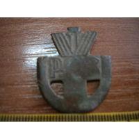 Знак Польша, в подарок покупателю от трех лотов
