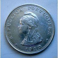 Португальская Индия. 1 рупия 1912 г.