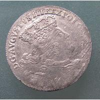 ОРТ (18 грошей) 1754 г., Август III.