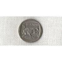 ЮАР  5 рандов 1994 //фауна///(ON)
