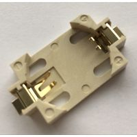 Батарейный отсек CH28-2032LF / 2032 smd  Держатель батарейки батарейный держатель KLS5-CR2032-05