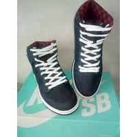 Кроссовки 41 р-р Nike Dunk High Premium SB для скейтбординга