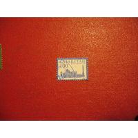 Марка астана 2006 года Казахстан