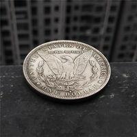 США 1 Морган доллар 1881г . распродажа