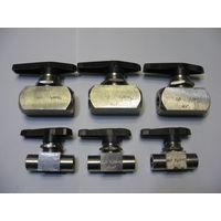 Вентиля шаровые для разных видов газовоздушных смесей