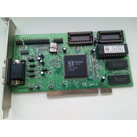 VIDEO S3 Trio64V2/dx-PCI