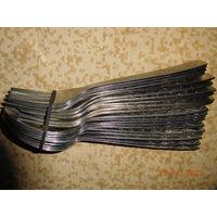 Столовые приборы (вилки и ложки) 20 шт.