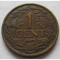 Нидерланды 1 цент 1929