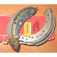 Тормозные колодки  REMSA 4199.01 заднего тормоза комплект  для RENAULT LAGUNA -1,1998 г, K4M 1600см3 бензин, 16 Valve