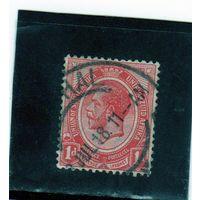 Южно Африканский Союз.Ми-3.Король Георг V.1913.